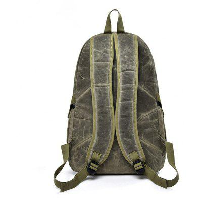 Men Durable Large Capacity Canvas Laptop BackpackBackpacks<br>Men Durable Large Capacity Canvas Laptop Backpack<br><br>Closure Type: Buckle, Zip<br>Features: Water Bottle Pocket, Wearable<br>For: Daily Use, Outdoor, Traveling<br>Gender: Men<br>Material: Canvas<br>Package Size(L x W x H): 35.00 x 2.00 x 51.00 cm / 13.78 x 0.79 x 20.08 inches<br>Package weight: 0.8300 kg<br>Packing List: 1 x Backpack<br>Product weight: 0.8200 kg<br>Style: Casual, Fashion<br>Type: Backpacks