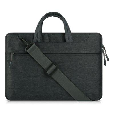 15.6-inch Portable Waterproof Zipper Laptop Protective Bag