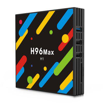 Android tv box H96 Max-H1