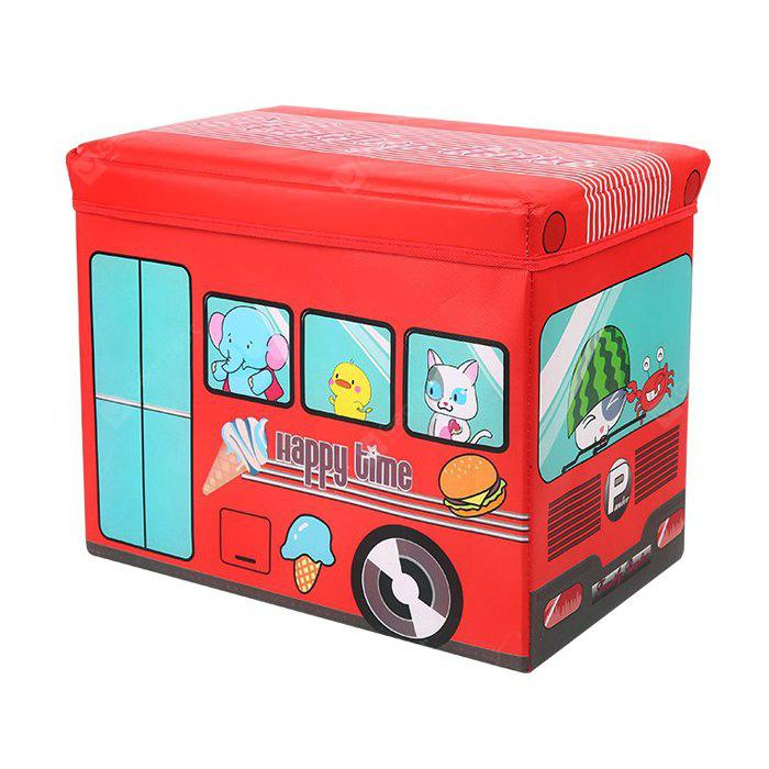 Multifunctional Toys Storage Stool