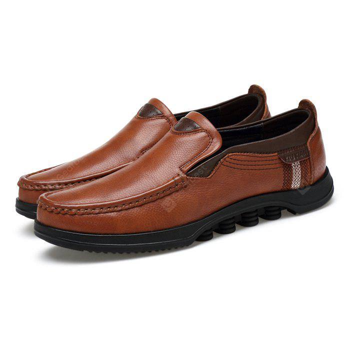 Men Super-soft Breathable Casual Oxford Loafers