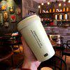 Portable Wheat Straw Cup - LIGHT GREEN