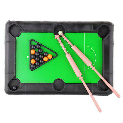 Novelty Toy Billiard Ball Table Set