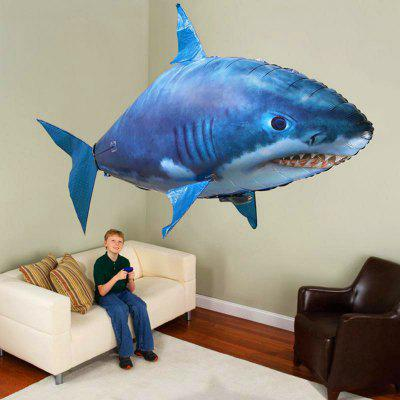 Remote Control Flying Shark DIY