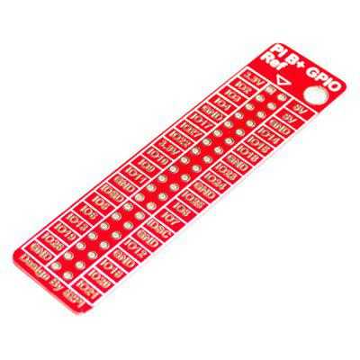 GPIO 40 Pin Reference Board for Raspberry Pi B+