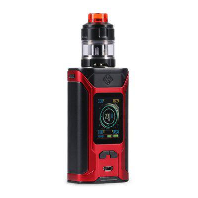 Wismec Sinuous Ravage230 200W Kit TC Gnome Evo