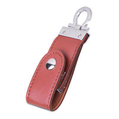 Caraele SK - 6 USB2.0 Flash Drive Leather U Disk