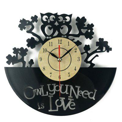 Timelike Unique Simple Home Decor Reloj de pared