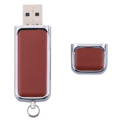 Caraele SK - 3 Shockproof USB2.0 Flash Drive Disco de cuero U
