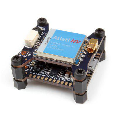 Kakute F4 V2 Flight Controller with Atlalt HV Stack