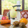 Fully Automatic Electric Fruit Vegetable Peeler - WHITE