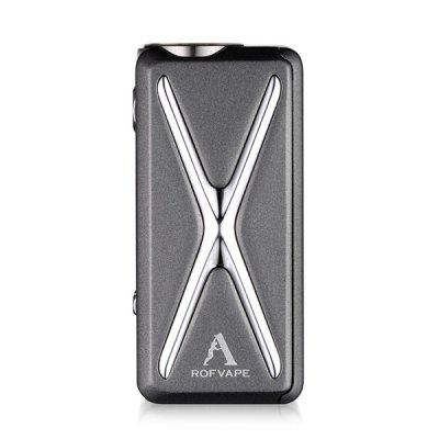 Rofvape XER 90W TC Mod  for E CigaretteTemperature Control Mods<br>Rofvape XER 90W TC Mod  for E Cigarette<br><br>Accessories type: MOD<br>APV Mod Wattage: 90W<br>Battery Cover Type: Magnetic<br>Battery Form Factor: 18650<br>Battery Quantity: 1pc ( not included )<br>Brand: Rofvape<br>Material: Zinc Alloy<br>Mod: Temperature Control Mod<br>Package Contents: 1 x Mod, 1 x English User Manual<br>Package size (L x W x H): 15.00 x 9.00 x 5.40 cm / 5.91 x 3.54 x 2.13 inches<br>Package weight: 0.2600 kg<br>Product size (L x W x H): 8.45 x 3.90 x 2.70 cm / 3.33 x 1.54 x 1.06 inches<br>Product weight: 0.1470 kg<br>Temperature Control Range: 200 - 600 Deg.F / 100 - 315 Deg.C