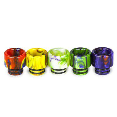 VAPJOY CS51125 Mini 510 Resin Drip Tip 5PCS