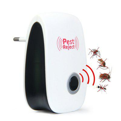 Ultrasonic Pest Repeller Electronic Vermin Control Machine