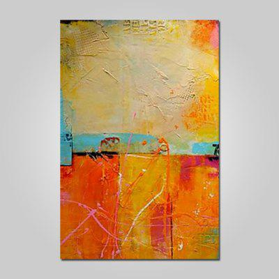 Mintura Unique Oil Painting Abstract Hanging Wall Art