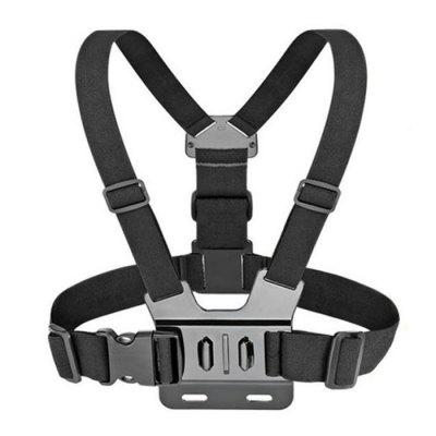 X - 3 ABS Perforated Chest Strap for GoPro Camera