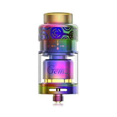 Gemz Prime Mover RTA for E Cigarette