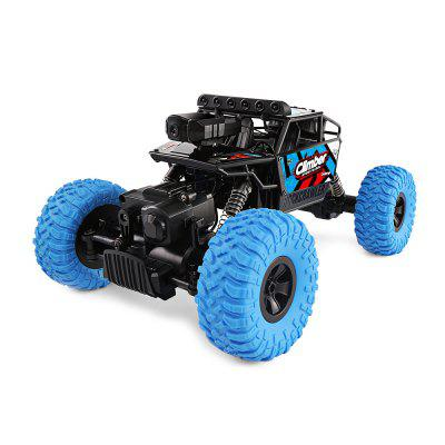 JJRC Q45 1/18 2.4GHz 4WD RC Off-road Car WiFi FPV 480P Camera / APP Control / Independent Suspension System