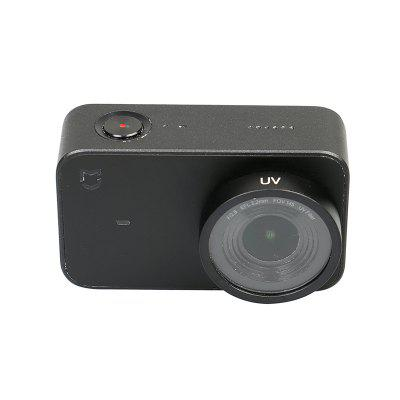 Xiaomi MiJia Action Camera Accessories KitAction Cameras &amp; Sport DV Accessories<br>Xiaomi MiJia Action Camera Accessories Kit<br><br>Accessory type: Camera Accessories Kit<br>Apply to Brand: Xiaomi<br>Package Contents: 1 x UV Filter, 12 x Anti-fog Insert, 1 x Transfer Mount, 1 x J-hook Fast-release Buckle Mount, 1 x Hand Tether<br>Package size (L x W x H): 8.00 x 5.00 x 4.00 cm / 3.15 x 1.97 x 1.57 inches<br>Package weight: 0.0640 kg<br>Product size (L x W x H): 5.00 x 3.00 x 3.00 cm / 1.97 x 1.18 x 1.18 inches<br>Product weight: 0.0440 kg