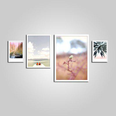 E - HOME Canvas Prints Landscape Hanging Wall Art 1PCPrints<br>E - HOME Canvas Prints Landscape Hanging Wall Art 1PC<br><br>Brand: E-HOME<br>Craft: Print<br>Form: One Panel<br>Material: Canvas<br>Package Contents: 1 x Print<br>Package size (L x W x H): 40.00 x 55.00 x 5.00 cm / 15.75 x 21.65 x 1.97 inches<br>Package weight: 1.2000 kg<br>Painting: Include Inner Frame<br>Product size (L x W x H): 35.00 x 50.00 x 2.20 cm / 13.78 x 19.69 x 0.87 inches<br>Product weight: 1.0000 kg<br>Shape: Vertical<br>Style: Modern<br>Subjects: Landscape<br>Suitable Space: Living Room