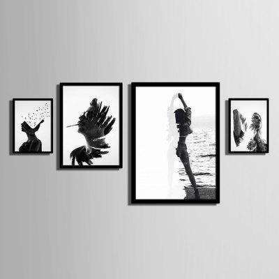 E - HOME Modern Canvas Prints Figure Hanging Art 1PCPrints<br>E - HOME Modern Canvas Prints Figure Hanging Art 1PC<br><br>Brand: E-HOME<br>Craft: Print<br>Form: One Panel<br>Material: Canvas<br>Package Contents: 1 x Print<br>Package size (L x W x H): 40.00 x 55.00 x 5.00 cm / 15.75 x 21.65 x 1.97 inches<br>Package weight: 1.2000 kg<br>Painting: Include Inner Frame<br>Product size (L x W x H): 35.00 x 50.00 x 2.20 cm / 13.78 x 19.69 x 0.87 inches<br>Product weight: 1.0000 kg<br>Shape: Vertical<br>Style: Modern<br>Subjects: Figure Painting<br>Suitable Space: Living Room