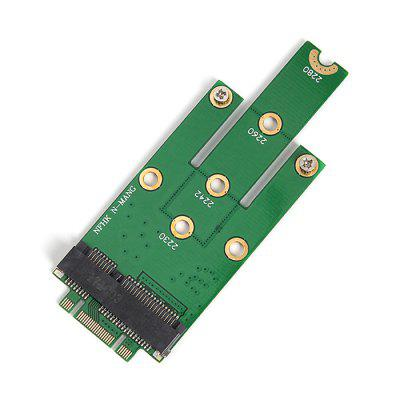 mSATA SSD M.2 NGFF Adapter Card