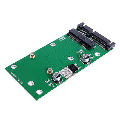 Simple SSD to 2.5-inch mSATA Adapter Card