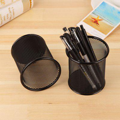 Pen Pencil Holder Container Organizer for Office SchoolPen &amp; Pencils<br>Pen Pencil Holder Container Organizer for Office School<br><br>Package Contents: 1 x Pen Container Organizer<br>Package size (L x W x H): 10.00 x 11.00 x 10.00 cm / 3.94 x 4.33 x 3.94 inches<br>Package weight: 0.1000 kg<br>Pen Type: Other<br>Product size (L x W x H): 8.00 x 9.50 x 8.00 cm / 3.15 x 3.74 x 3.15 inches<br>Product weight: 0.0640 kg