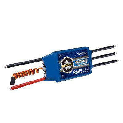 50A Brushless ESC for Fixed-wing Airplane Toy