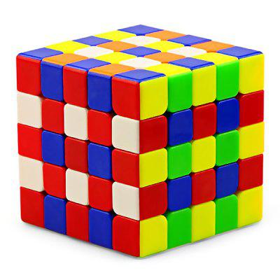 64mm Puzzle Toy Magic Cube 5 x 5 x 5