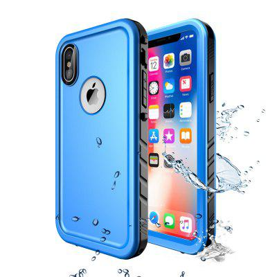 Shatter-resistant Protective Cover Case for iPhone X