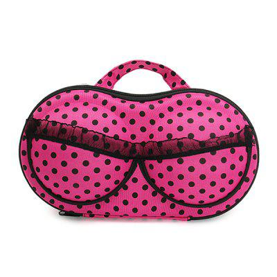 HESSION Bra Storage Bag Portable Underwear Organizer