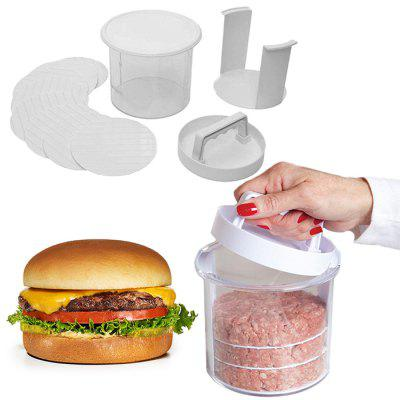 Kitchen Tool Progressive Hamburger Press Patty Caddy