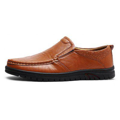 Men Elegant Embossed Business Flat Oxford ShoesMen's Oxford<br>Men Elegant Embossed Business Flat Oxford Shoes<br><br>Closure Type: Slip-On<br>Contents: 1 x Pair of Shoes, 1 x Box, 1 x Dustproof Paper<br>Function: Slip Resistant<br>Materials: Rubber, Leather<br>Occasion: Tea Party, Shopping, Office, Holiday, Party, Casual, Daily, Dress<br>Outsole Material: Rubber<br>Package Size ( L x W x H ): 33.00 x 24.00 x 13.00 cm / 12.99 x 9.45 x 5.12 inches<br>Package weight: 0.9000 kg<br>Pattern Type: Solid<br>Product weight: 0.7000 kg<br>Seasons: Autumn,Spring<br>Style: Modern, Leisure, Fashion, Comfortable, Casual, Business<br>Toe Shape: Round Toe<br>Type: Flat Shoes<br>Upper Material: Leather
