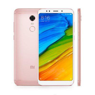 Buy Xiaomi Redmi 5 Plus 4G Phablet International Version ROSE GOLD for $295.76 in GearBest store