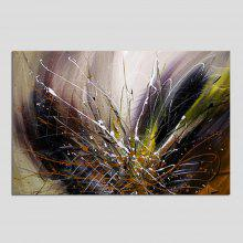 Mintura MT161013 Hand Painted Abstract Canvas Oil Painting