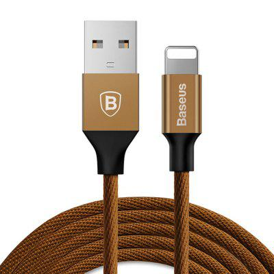 Baseus 1.5A 8 Pin Fast Charging and Data Transfer Cable 3m