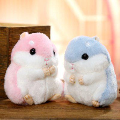 Stuffed Doll Hamster Style Key ChainKey Chains<br>Stuffed Doll Hamster Style Key Chain<br><br>Design Style: Fashion<br>Gender: For Women,Girls<br>Materials: Other<br>Package Contents: 1 x Key Chain<br>Package size: 15.00 x 10.00 x 5.00 cm / 5.91 x 3.94 x 1.97 inches<br>Package weight: 0.0700 kg<br>Product size: 10.00 x 5.00 x 2.00 cm / 3.94 x 1.97 x 0.79 inches<br>Product weight: 0.0500 kg<br>Theme: Animals