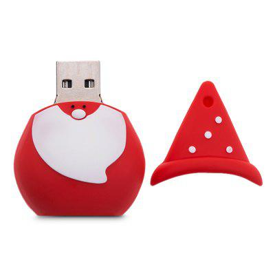 Caraele CT - 3 Cute Cartoon Silicone USB 2.0 Personality U Disk