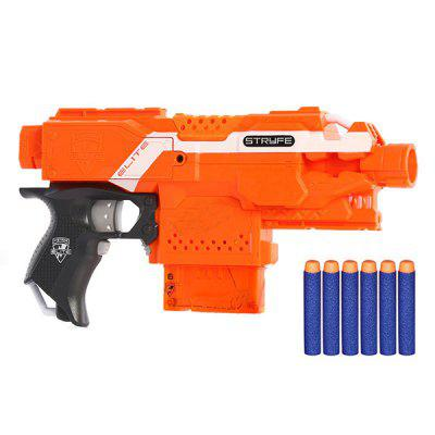 A0711 Elite Series Soft Head Bullet Electric Toy Gun