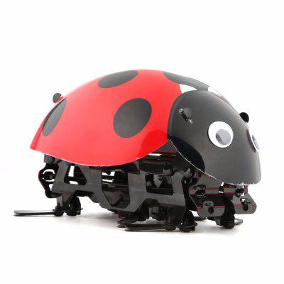 Robot Ladybug RC Car Remote Control Bionic Insect Toy