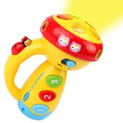 Creative Multifunctional Flashlight Music Enlightenment Toy