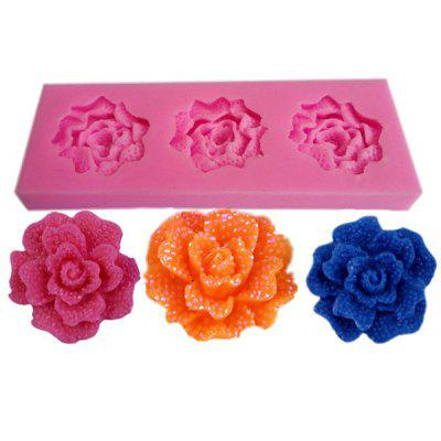 facemile 50 - 83 Flowers Silicone Cake Mold Decoration