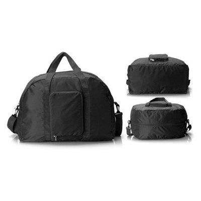 HESSION Trendy Pure Color Large Capacity Travel Bag