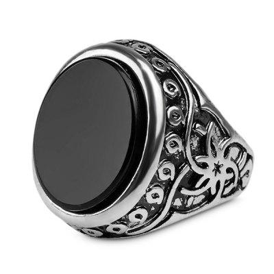 Vintage Stylish Alloy Men Ring
