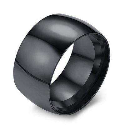 Smooth Simple Stainless Steel Men RingRings<br>Smooth Simple Stainless Steel Men Ring<br><br>Package Contents: 1 x Ring<br>Package size (L x W x H): 4.00 x 4.00 x 4.00 cm / 1.57 x 1.57 x 1.57 inches<br>Package weight: 0.0323 kg<br>Product weight: 0.0103 kg<br>Style: Fashion<br>Type: Rings