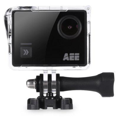 AEE Lyfe Shadow C1 Ambarella A12S75 Action Camera - BLACK