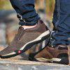 Men Versatile Outdoor Ultralight Soft Athletic Shoes - DARK KHAKI