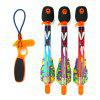 Flash Ejection Cyclotron Slingshot - ORANGE