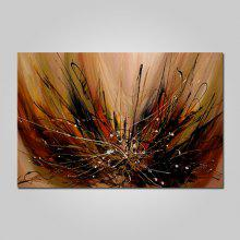 Mintura Abstract Canvas Oil Painting Hanging Wall Art